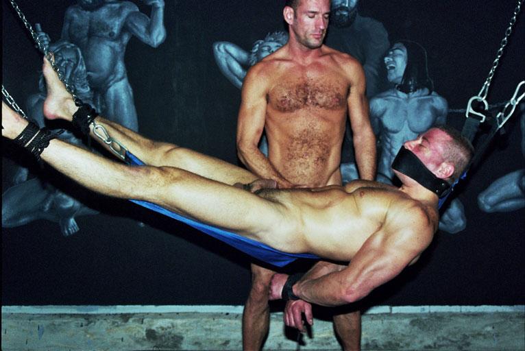 Gay marine slave and soldiers circle jerk 7